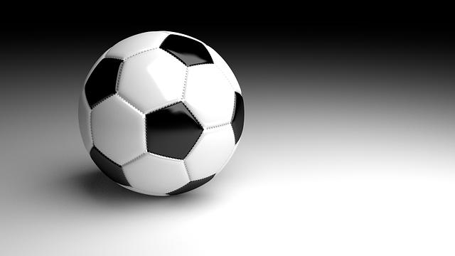 míč na fotbal